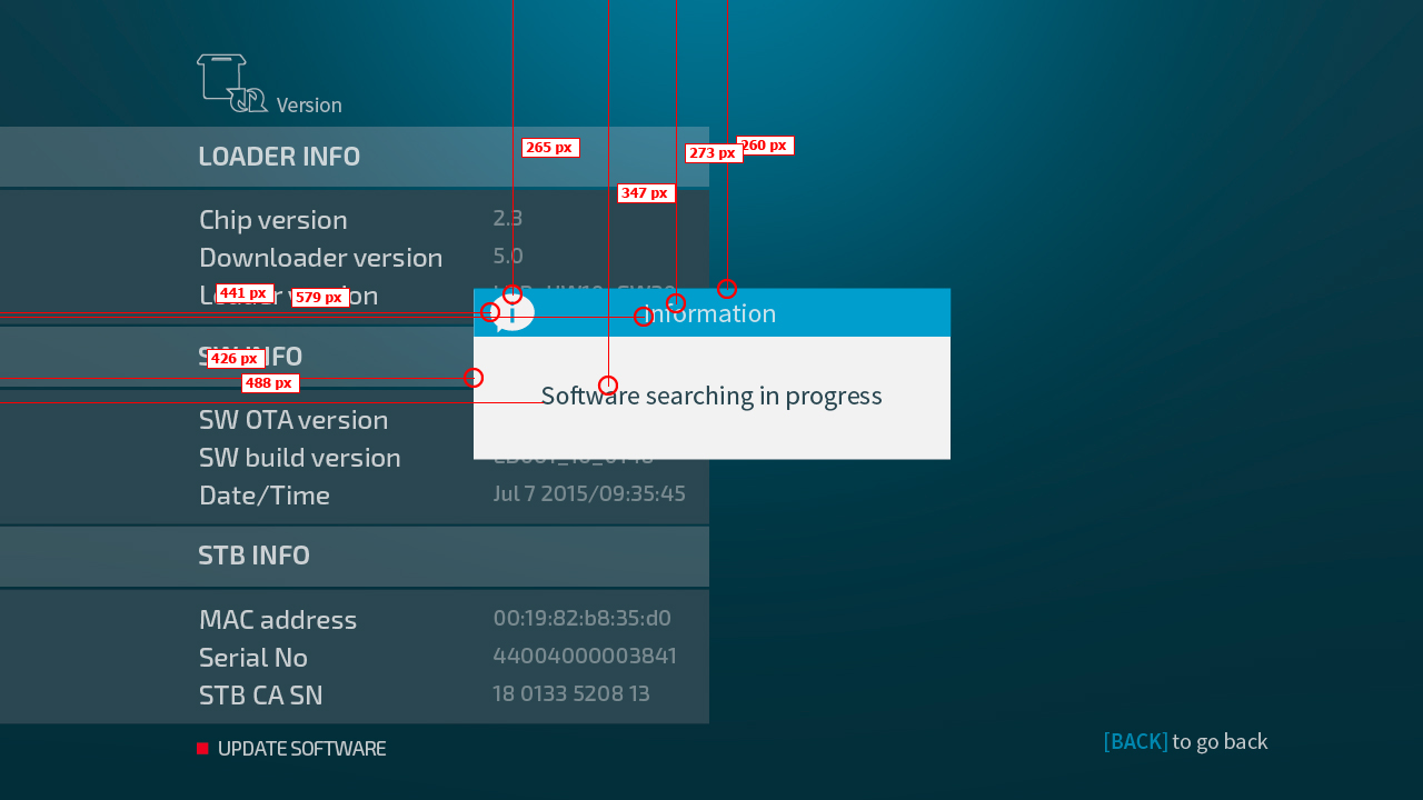 sw update-version-update software-positions