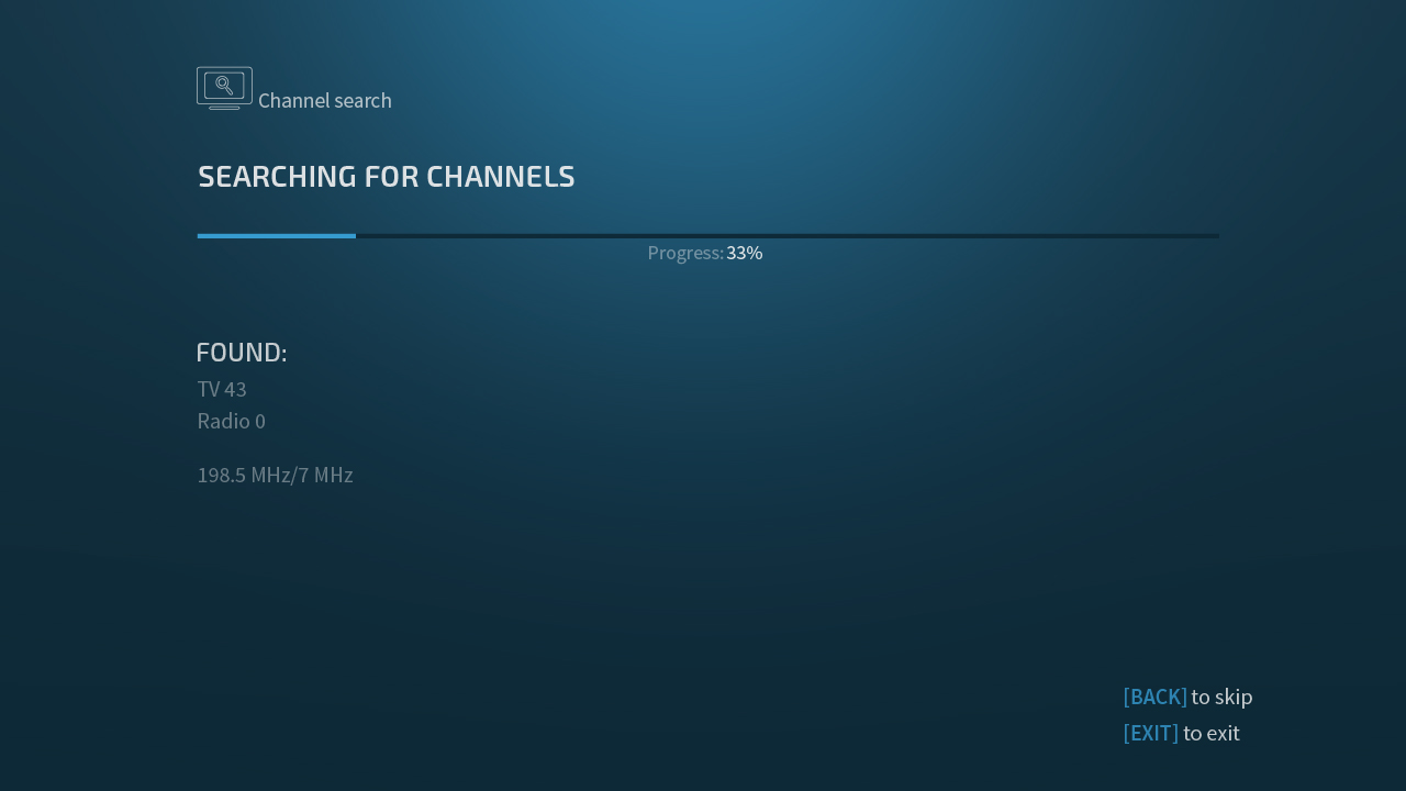 channel search 1