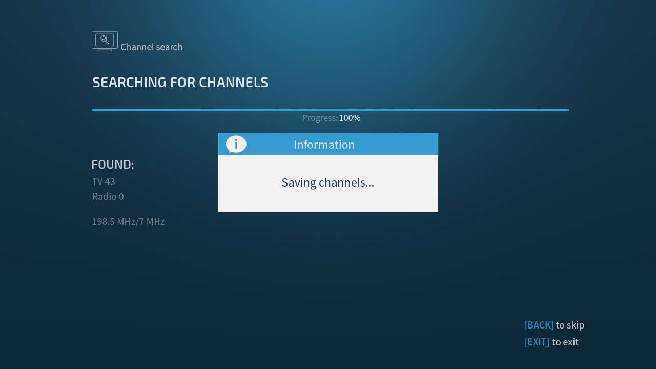 channel search 2